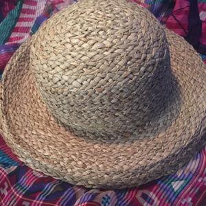 Sun 'n' Sand Natural Straw Hat